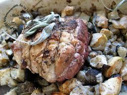 cuisiner le radis noir cuit rôti de porc épicé aux oignons radis noirs et pommes les