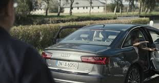 audi commercial audi a6 ultra commercial trolling the gas station attendant