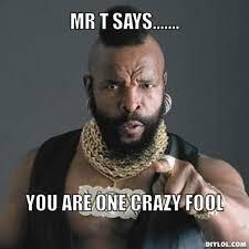 Are You Crazy Meme - daytimerealtalk