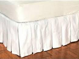 luxury hotel bed skirt white bed skirt queen bed skirt home design