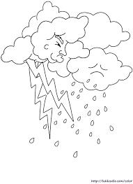 picture suggestion rain storm coloring coloring rain