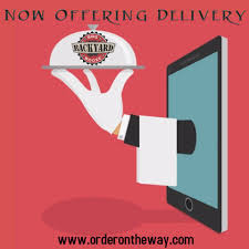 order on the way restaurant delivery home facebook