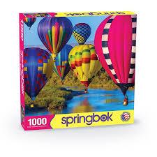 balloon bonanza springbok balloon bonanza interlocking jigsaw puzzle 1000