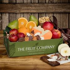 thanksgiving gift box the fruit company