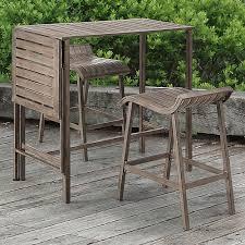 High Bistro Table Set Outdoor Bistro Patio Furniture Outdoor Bistro Set
