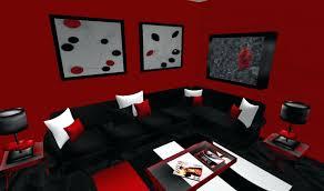 Red White Bedroom Decoration Black Red White Bedroom