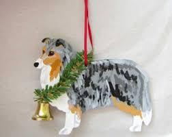 shetland sheepdog etsy