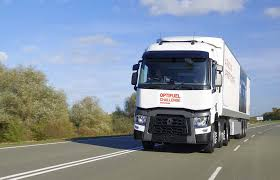 renault trucks t supermarkets sweep the board in renault trucks optifuel challenge