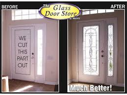 Exterior Replacement Door Glass Front Door More Exhibition Replace Glass Exterior Door