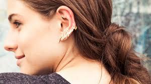 best earrings to sleep in why women are getting fillers in their ears coveteur