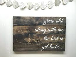 wall decor quotes signs wood wall quotes collections the