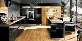 cuisine bois et cuisine bois et photo 5 25 un mélange esthétique de bois