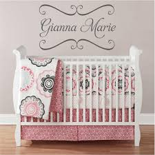 personalized name decals for nursery thenurseries