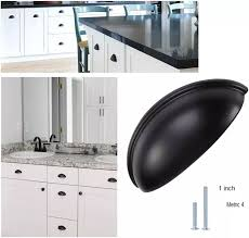 why are my cabinets pulling away from the wall modern cabinet bin cup drawer pulls flat black cabinet knobs kitchen cabinet hardware cup handles for drawer cupboard 3in 76mm