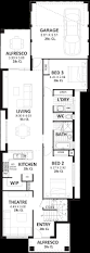 3 bedroom 2 storey home designs perth vision one homes delgado