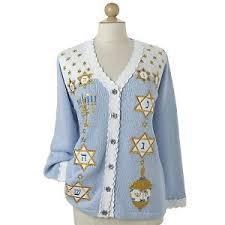 hanukkah vest eight days of hanukkah sweaters bridgette raes style expert