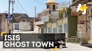isis turned this christian town into a ghost town youtube