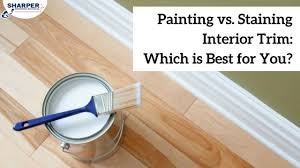 should baseboards match cabinets painted trim vs stained trim which is best professional
