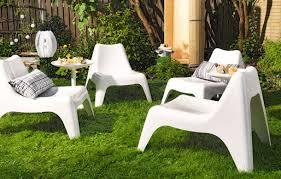 ikea sedie e poltrone le collezioni di mobili per giardino di ikea