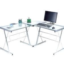 bureau verre alinea gracieux bureau en verre conforama d angle alinea dangle
