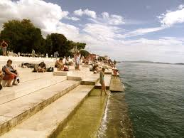 Sea Organ The Dalmatian Coast Zadar Sibenik Cheeky Jaunt