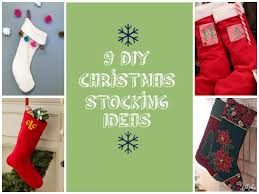 9 handmade christmas stocking ideas parentmap