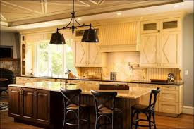 kitchen cabinet colors for small kitchens grey and blue kitchen
