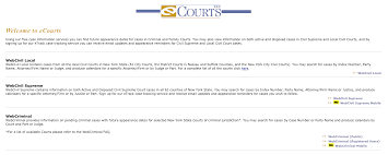 desk appearance ticket nyc how to find your next court appearance in the new york state court