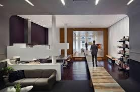 loft interior design white street loft in new york city by workac caandesign