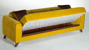 633 45 fabio sofa sleeper lilyum yellow sofa beds 0
