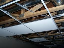 Suspended Ceiling Recessed Lights Install Drop Ceiling How To Install A Suspended Ceiling Drop