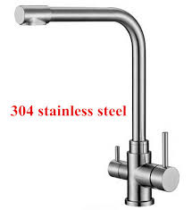 water filters for kitchen faucet free shipping 304 stainless steel lead free handles kitchen