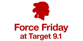 black friday target lady commercial hey star wars fans u2014force friday ii weekend is coming and you u0027re