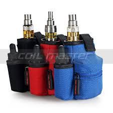 Authentic Coil Master Vape Pouch coil master pbag coil master