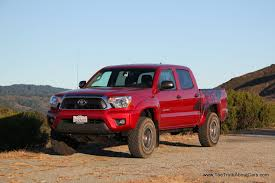 2014 toyota tacoma road 2012 2014 toyota tacoma trd t x baja edition review and road test