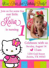 Invitation Card Online Best 25 Hello Kitty Invitation Card Ideas On Pinterest Hello