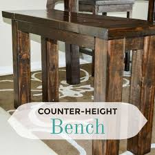 Counter Height Benches Best 25 Counter Height Bench Ideas On Pinterest Buy Bar Stools