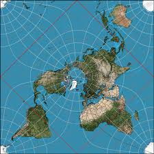 earth map what is the most accurate flat earth map