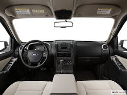 Ford Explorer Interior Dimensions 2008 Ford Explorer Sport Trac Warning Reviews Top 10 Problems