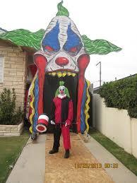 Creepy Carnival Decorations Spooky Outdoor Halloween Decorations Halloween Clown Clowns And