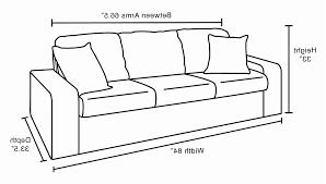 standard sofa length unique henry interior define sofa