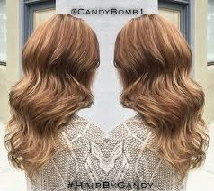 curly hair with lowlights 45 light brown hair color ideas light brown hair with highlights