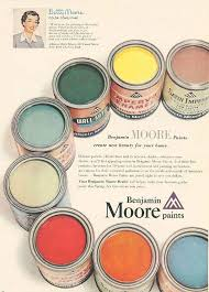 benjamin moore paint shop opens in 1883 history of benjamin