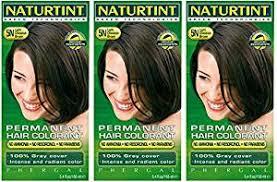light chestnut brown naturtint buy 3 pack naturtint hair dye 5n light chestnut brown