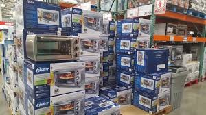 Toaster Costco Costco Oster Counter Top Convection Oven 35 Youtube