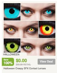 14 images colored contacts bioshock