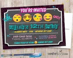 all birthday invitations u2013 craftykizzy