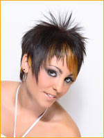 very short razor cut hairstyles short and medium hair styles pictures