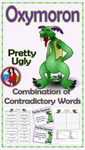 17 best oxymorons images on pinterest figurative language