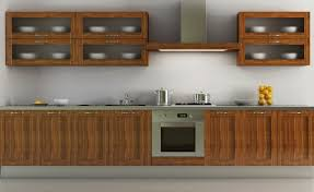 kitchen elegant wooden designs to give a rustic look fascinating